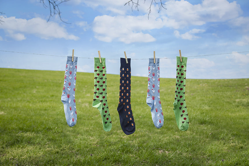 Dapper Socks for Dapper Gents