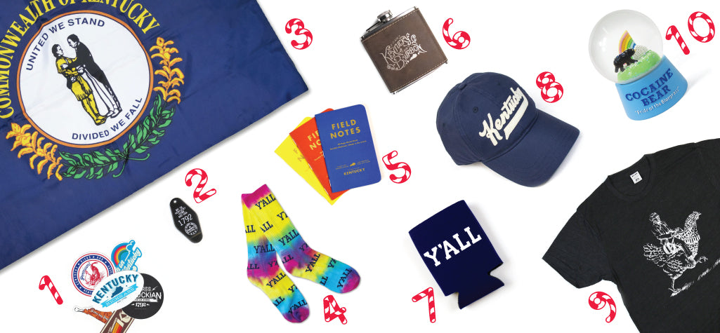 10 Gifts Every Kentuckian Wants In Their Stocking