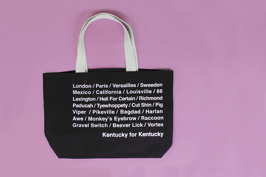 Kentucky Cities Totes