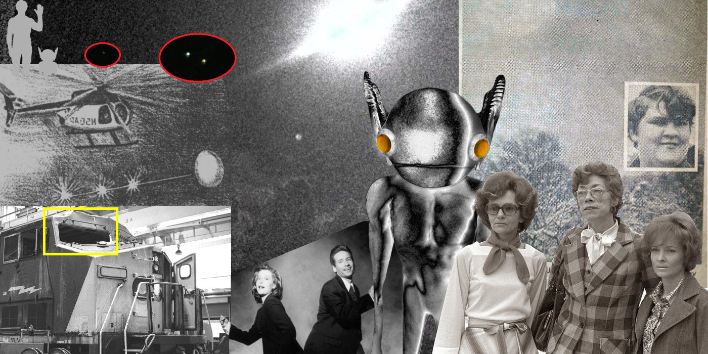 15 Times Aliens Definitely Visited Kentucky