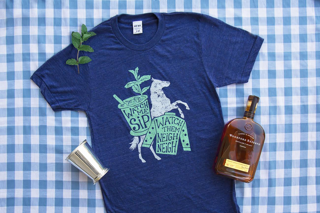 "New ""Neigh Neigh"" Derby Tees"