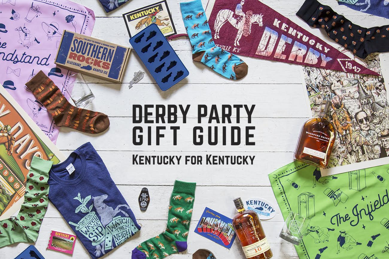 Derby Party Gift Guide