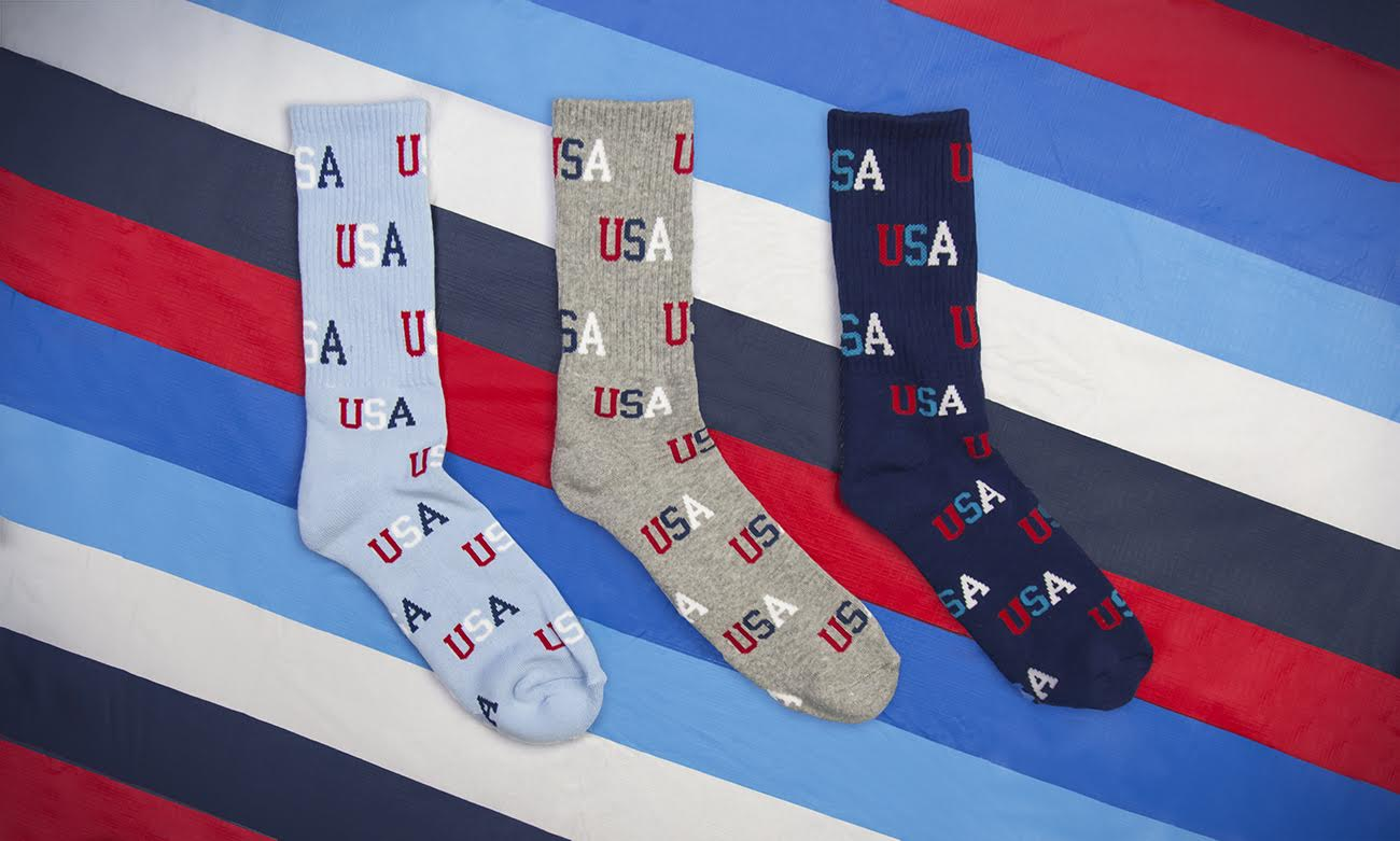 New USA Southern Socks!