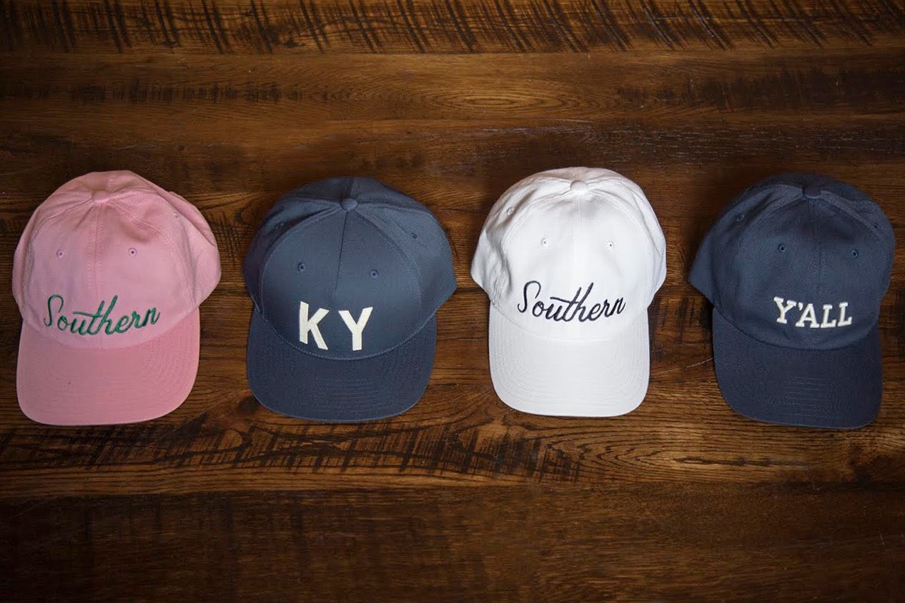New Hats, Y'all!