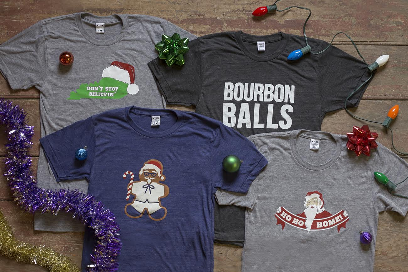 Oh, Ugly Kentucky Christmas Tees! (Round 2)