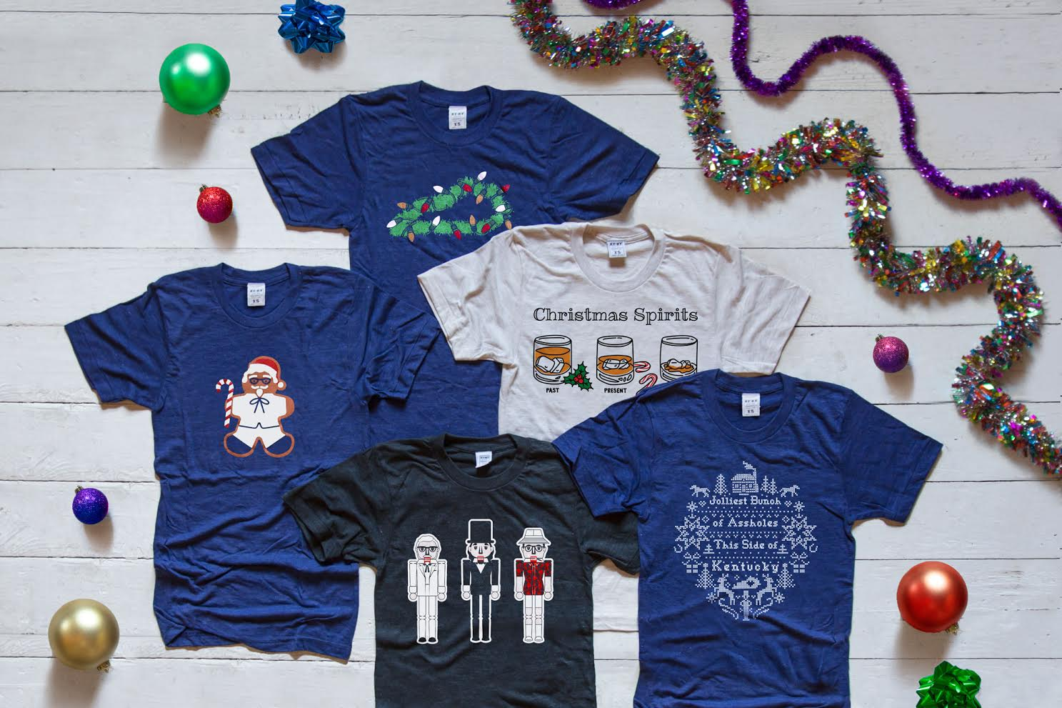 Oh Christmas Tees (Round 1)