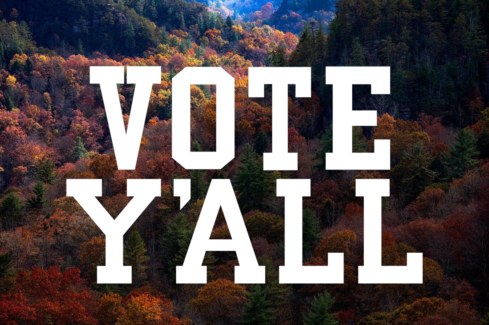 It's Time to Vote, Kentucky!