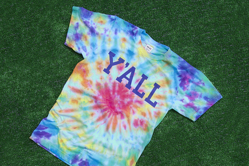 Y'ALL Tie Dye & Epic Tank Top Restock!