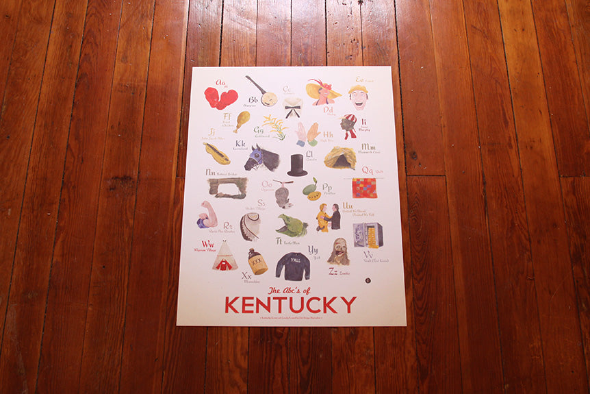 ABCs of Kentucky