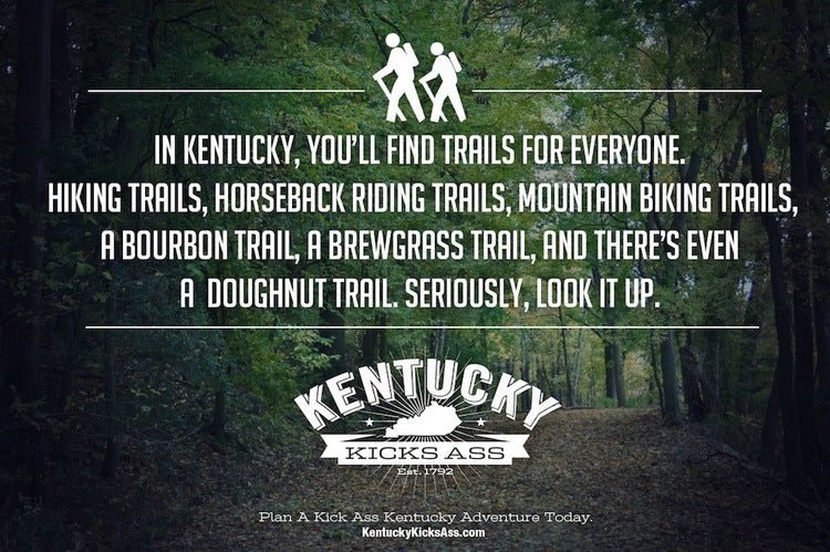 Kentucky Trails Kick Ass