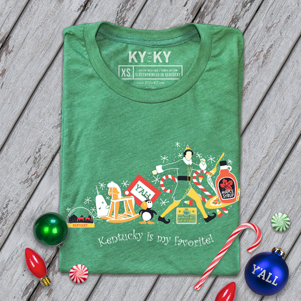 Elf kentucky Tee