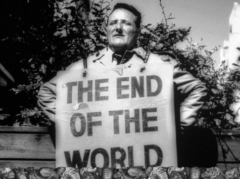 end of the world preaching
