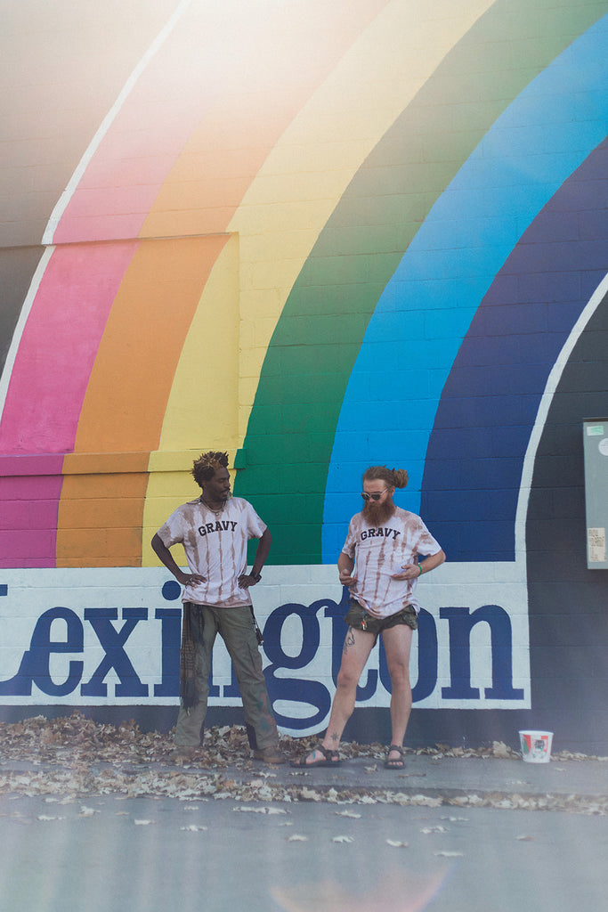 Gravy Tie Dye Lexington Rainbow