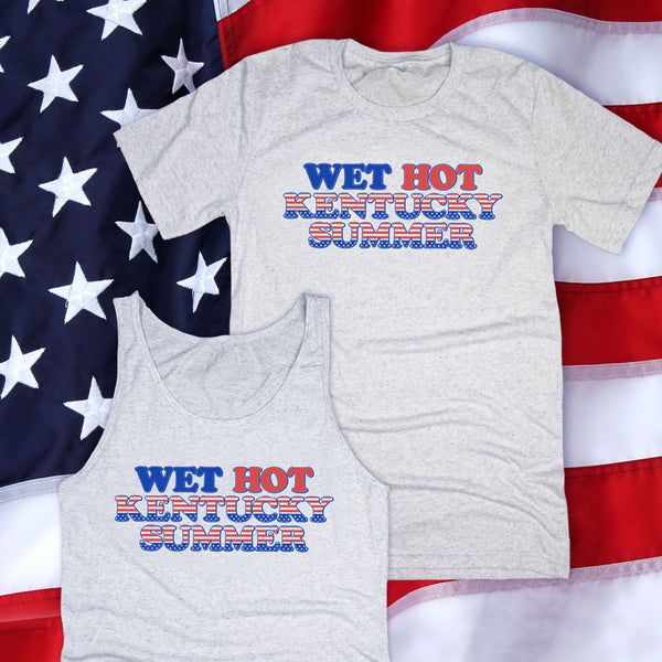 Hot Kentucky Summer T-shirts