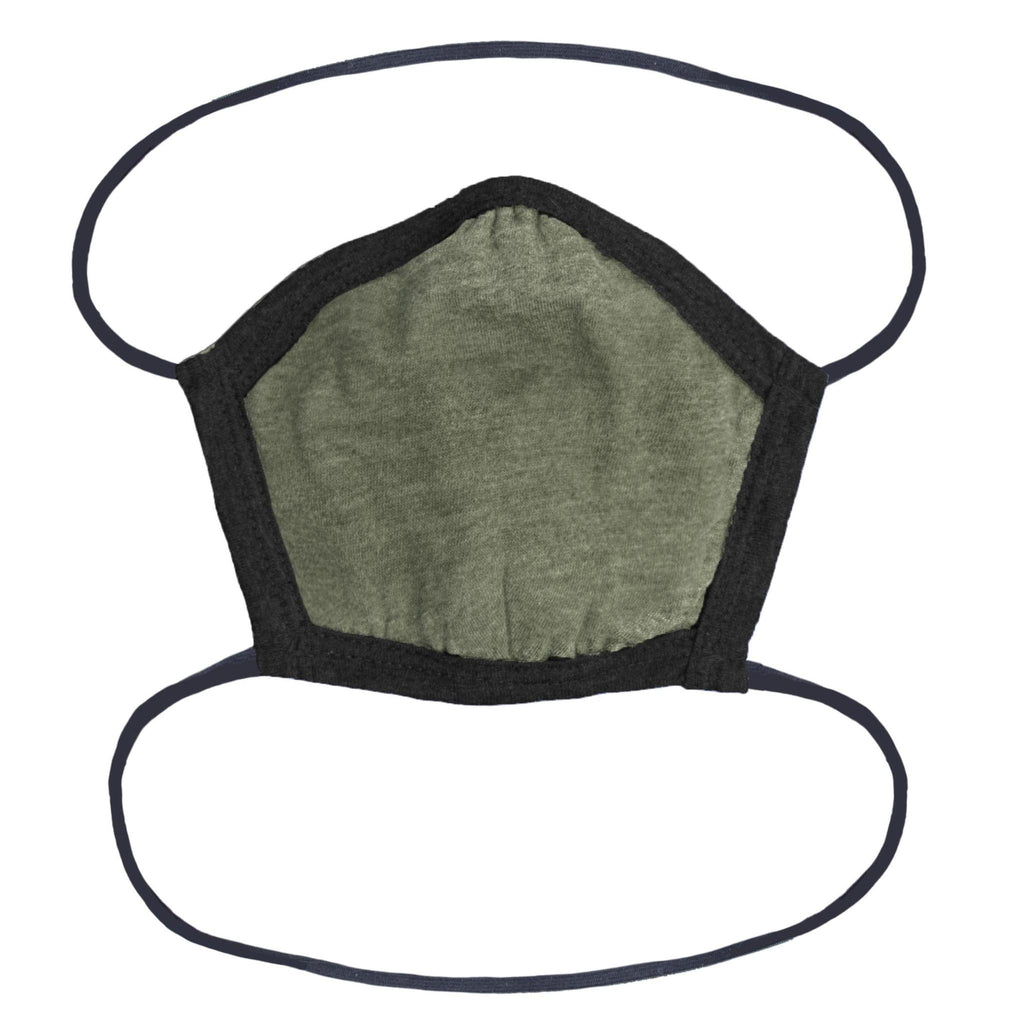 Face Mask (OSFA) Olive Green-Mask-KY for KY Store