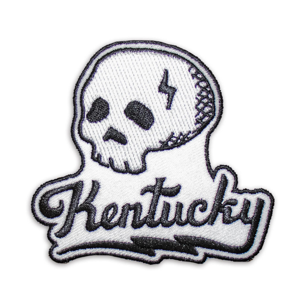Ky Skull Patch-Odds and Ends-KY for KY Store