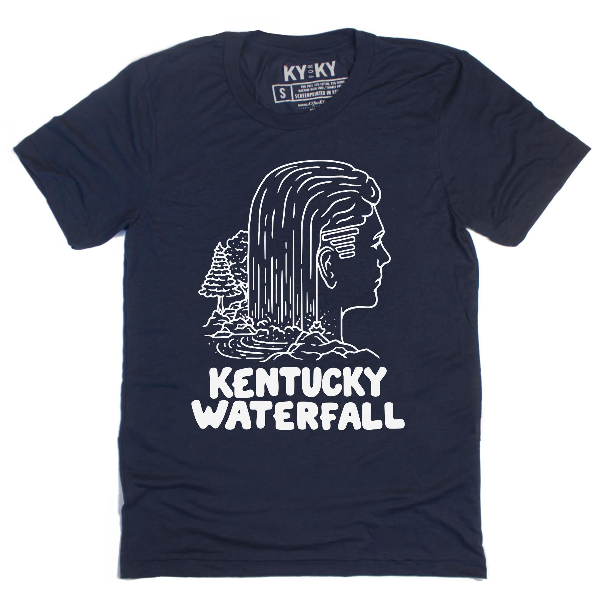 KY Waterfall T-Shirt