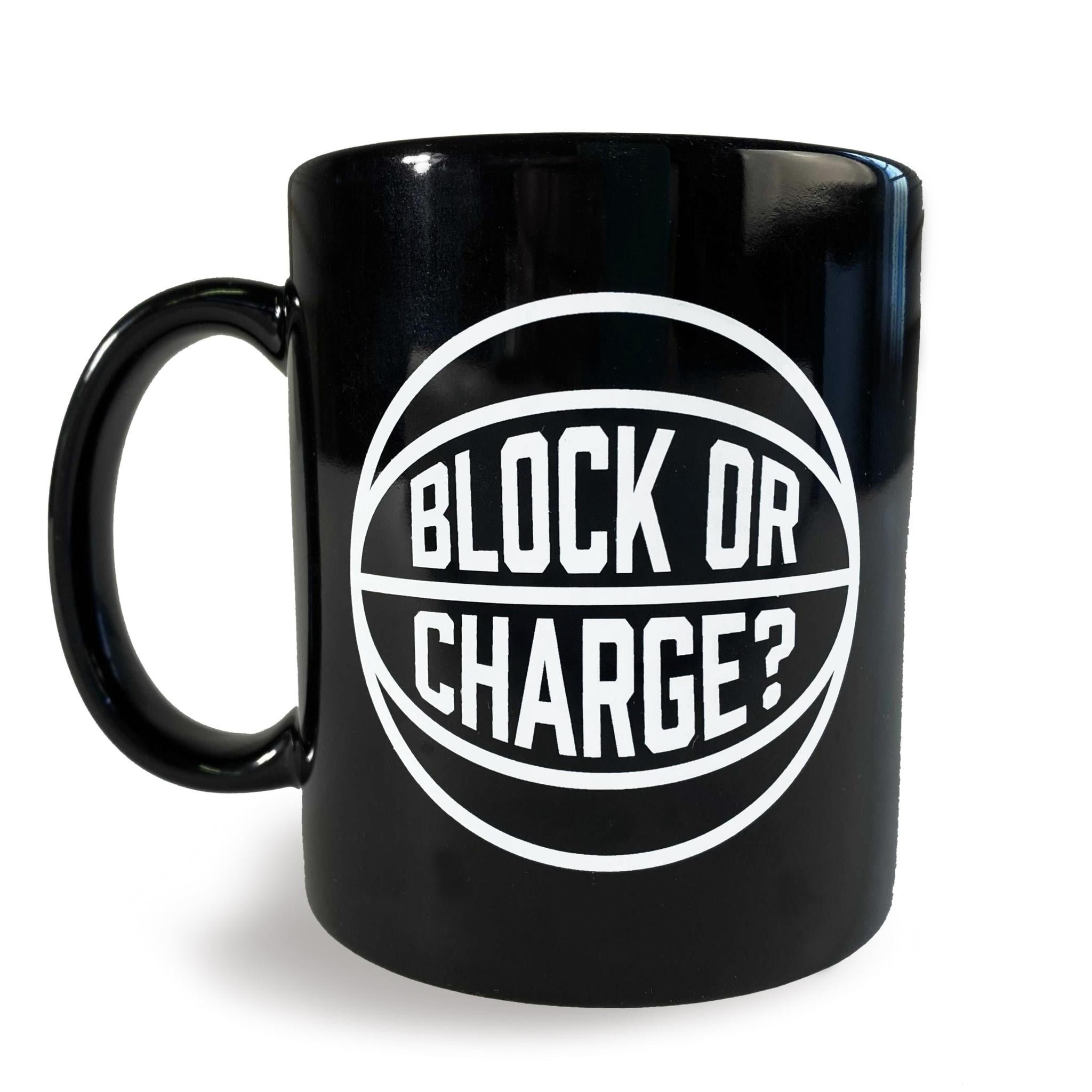 Block Or Charge Mug-Odds and Ends-KY for KY Store