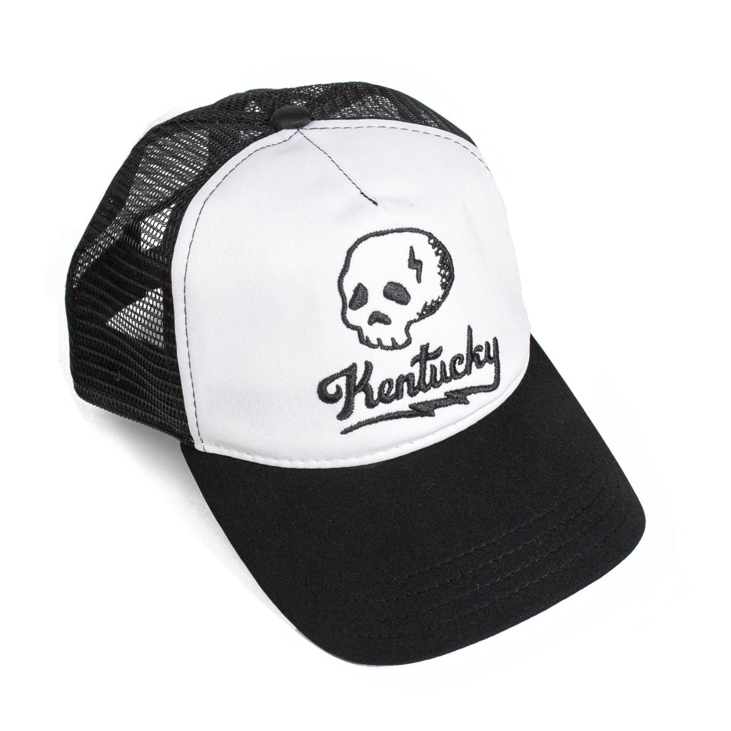 Kentucky Skull Trucker Hat-Hat-KY for KY Store