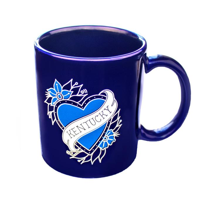 Kentucky Tattoo Mug-Odds and Ends-KY for KY Store