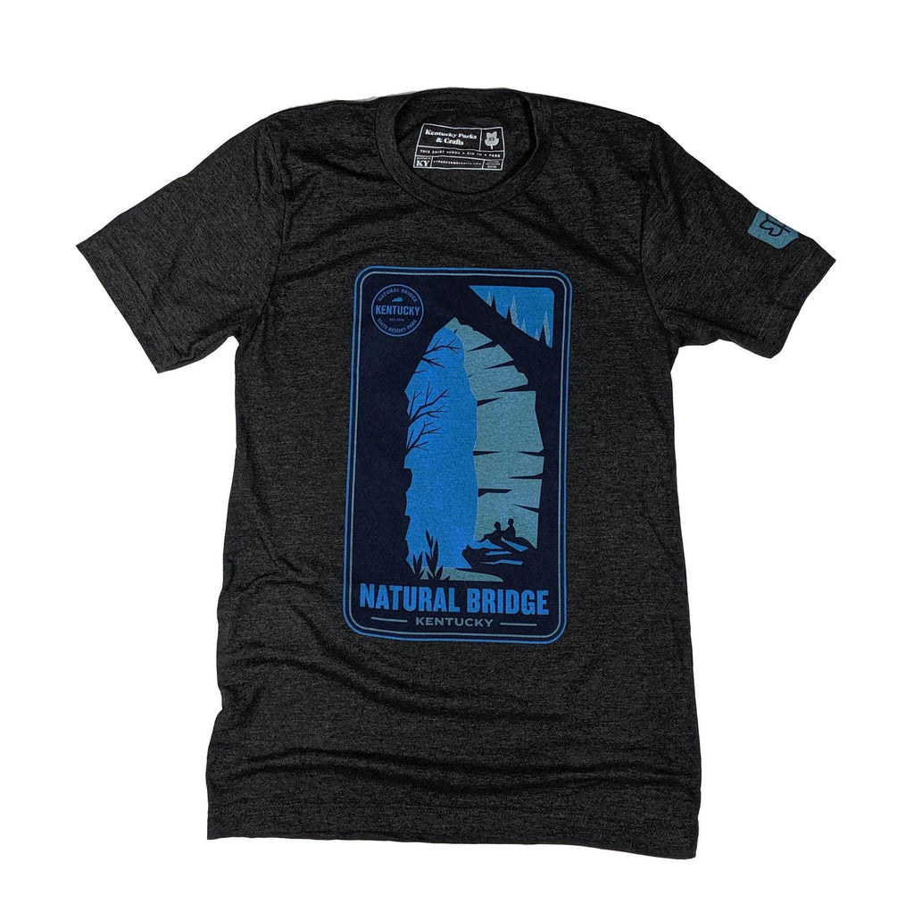 Natural Bridge State Park T-Shirt-T-Shirt-KY for KY Store