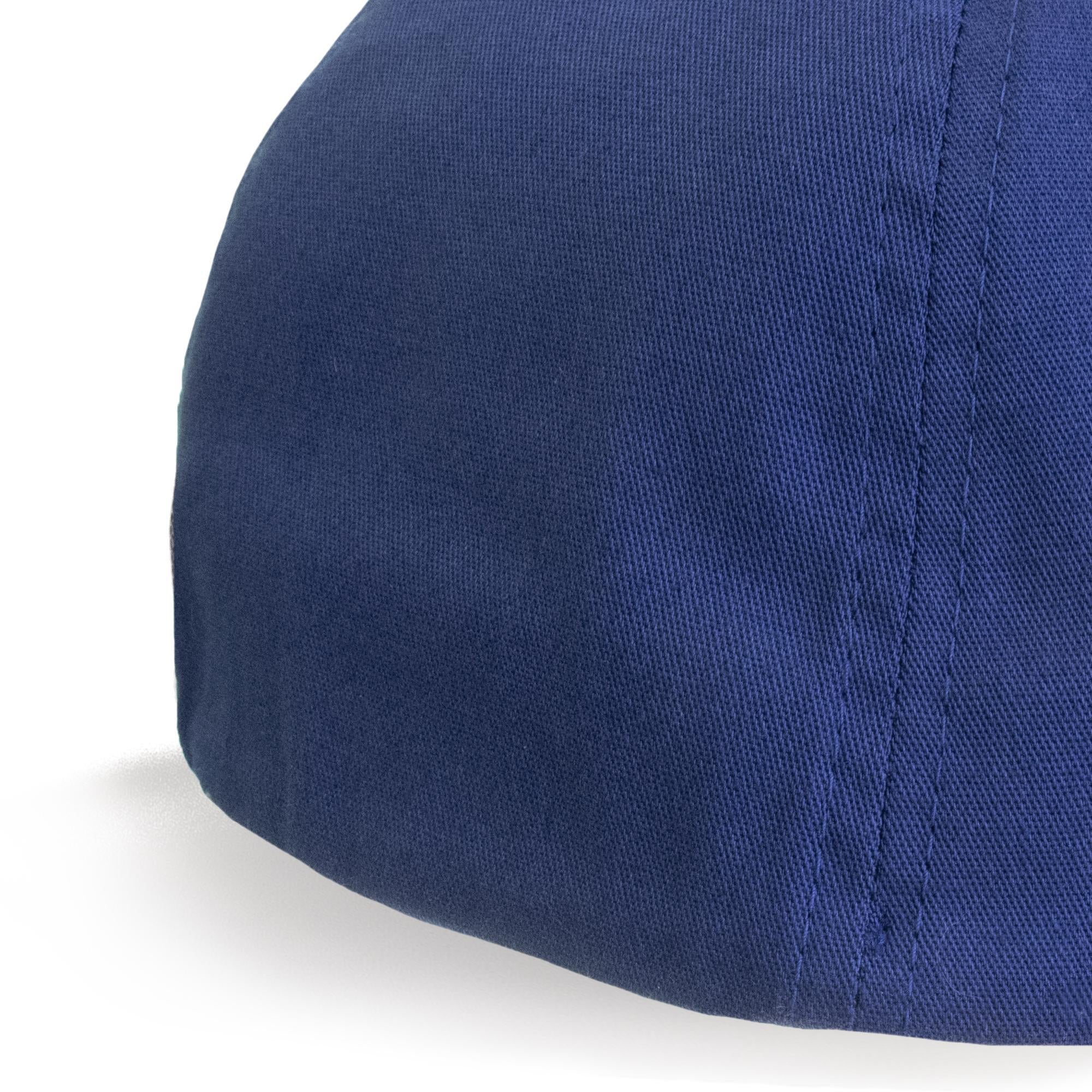 Block Or Charge Flex Fit Hat (Blue)-Hat-KY for KY Store