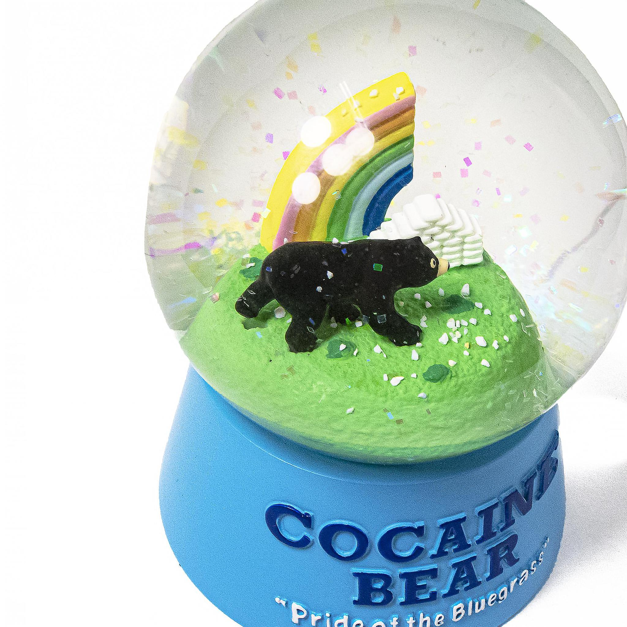 Cocaine Bear Blow Globe-Odds and Ends-KY for KY Store