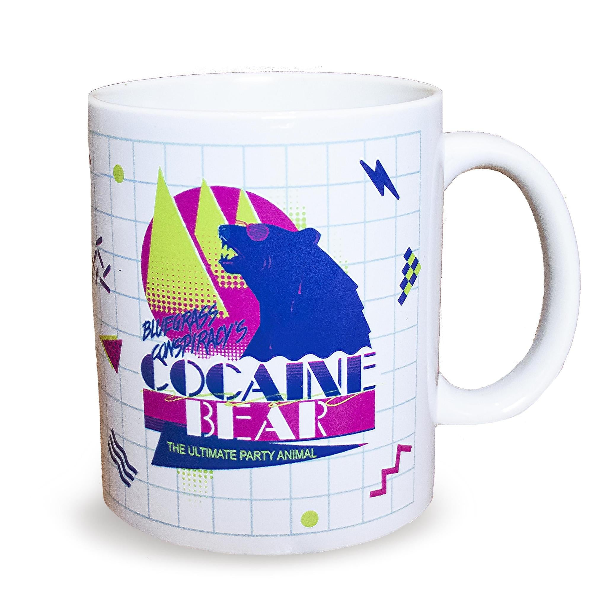 Cocaine Bear Mug-Odds and Ends-KY for KY Store