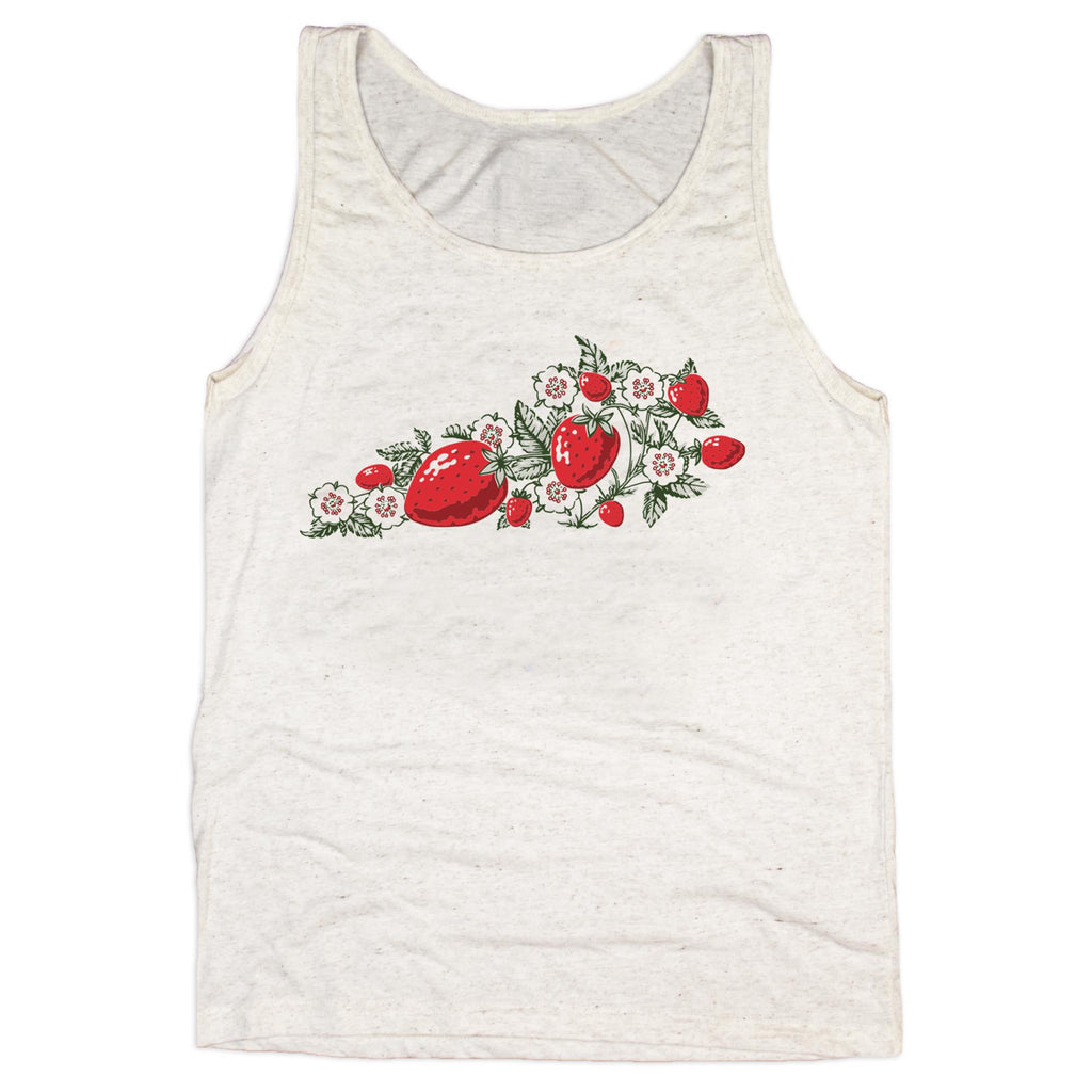 Strawberry KY Tank Top-Tank Top-KY for KY Store