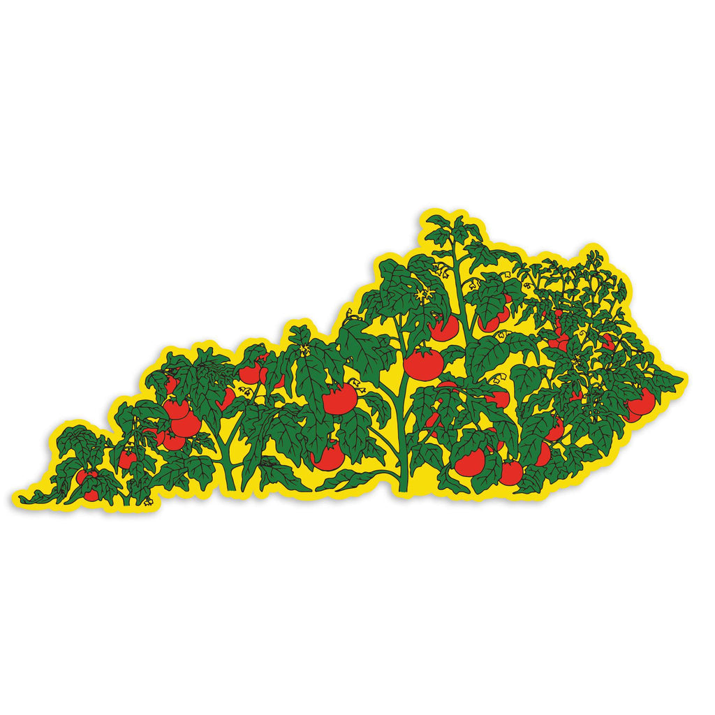 Ky Tomatoes Sticker-Stickers-KY for KY Store