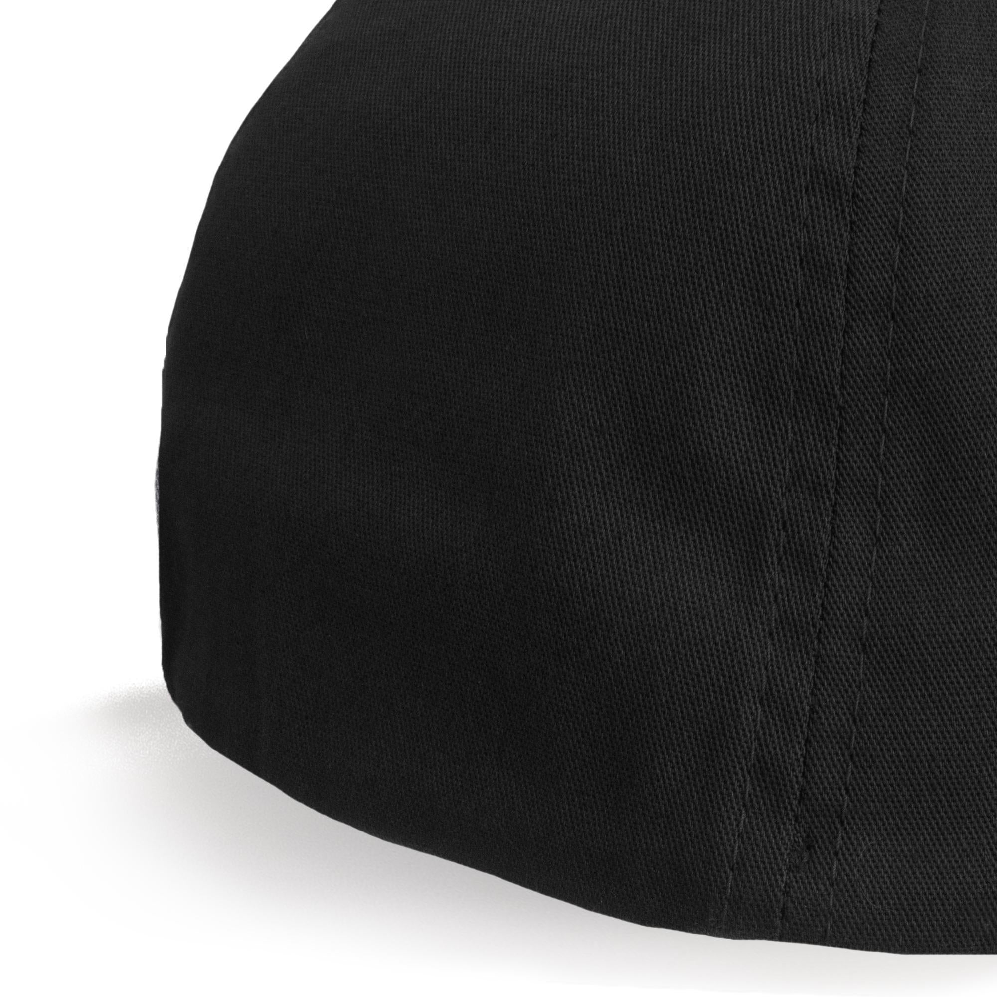 Block Or Charge Flex Fit Hat (Black)-Hat-KY for KY Store