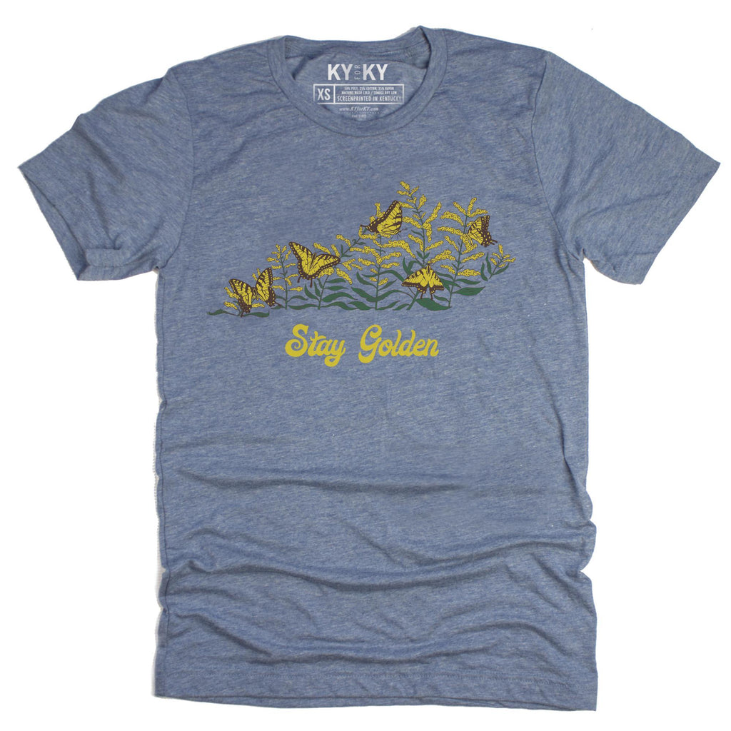 Stay Golden KY T-Shirts-T-Shirt-KY for KY Store
