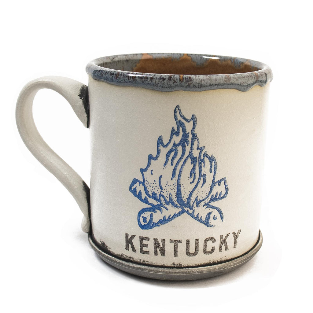 Kentucky Campfire Mugs by David Kenton Kring-KY for KY Store