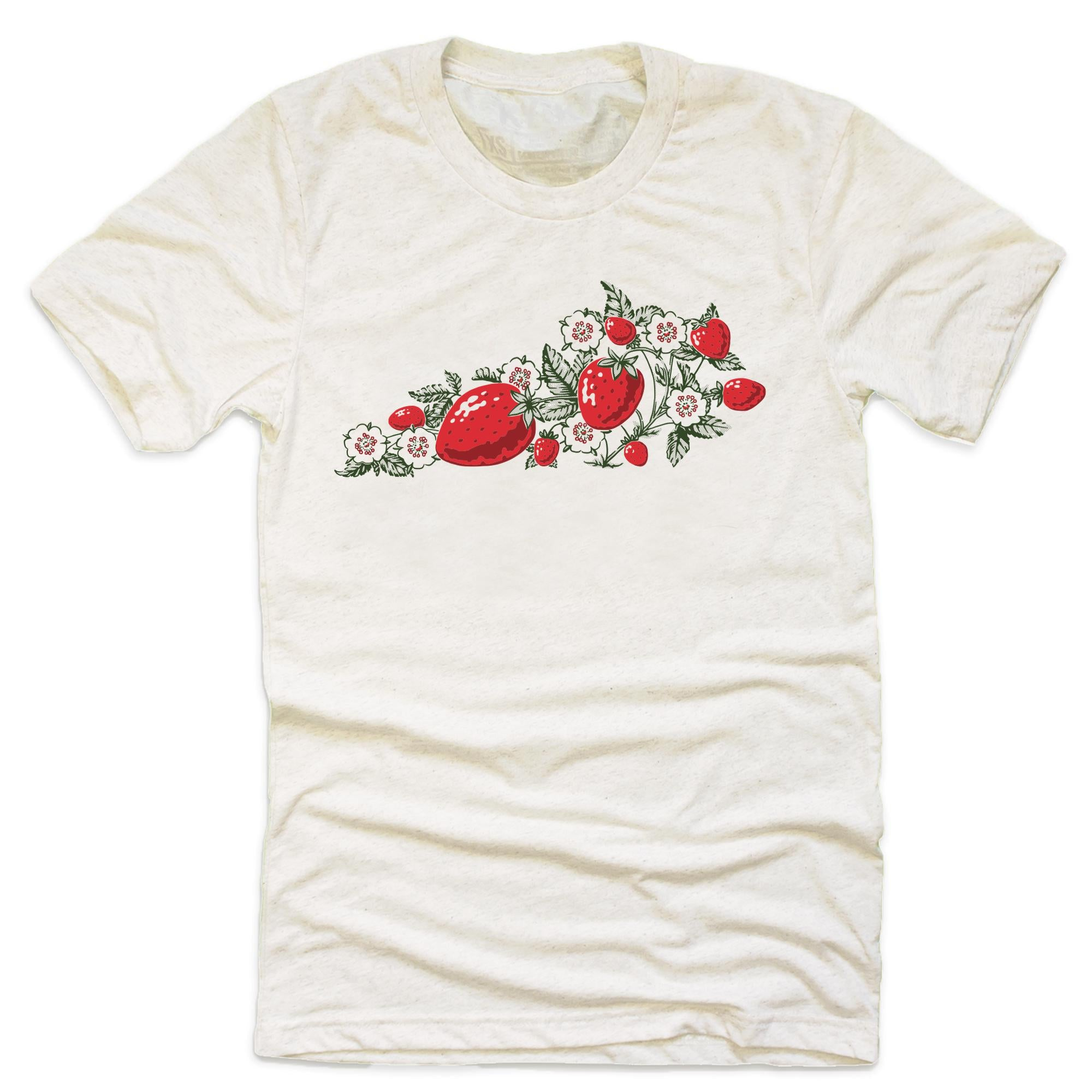 Strawberry KY T-Shirt-T-Shirt-KY for KY Store