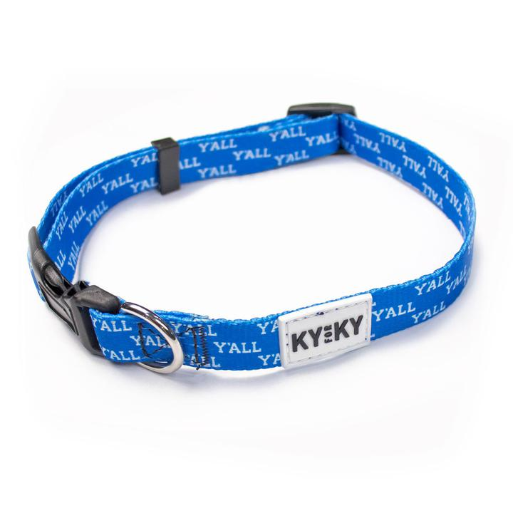 Y'ALL Dog Collar-Dog-KY for KY Store