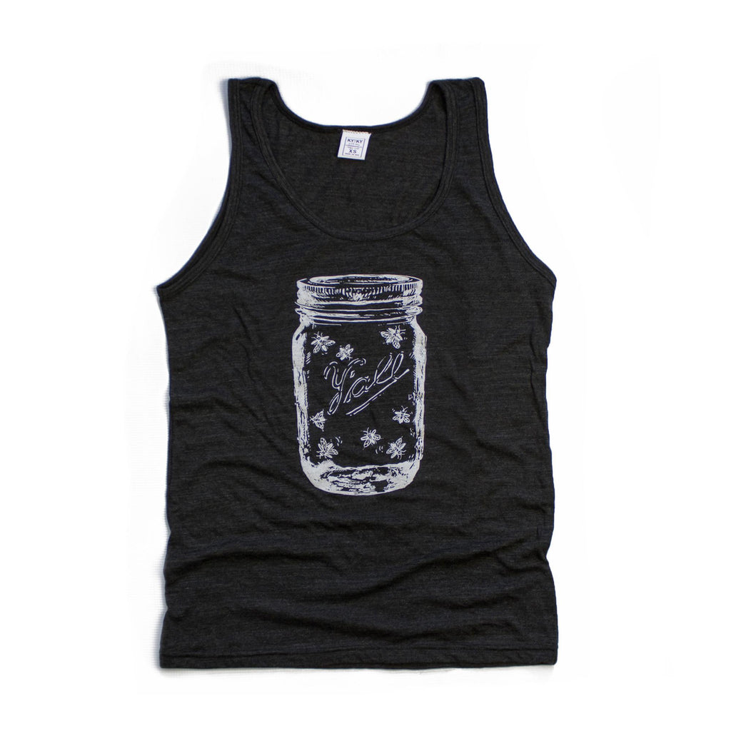 Lightning Bug Tank Top-KY for KY Store
