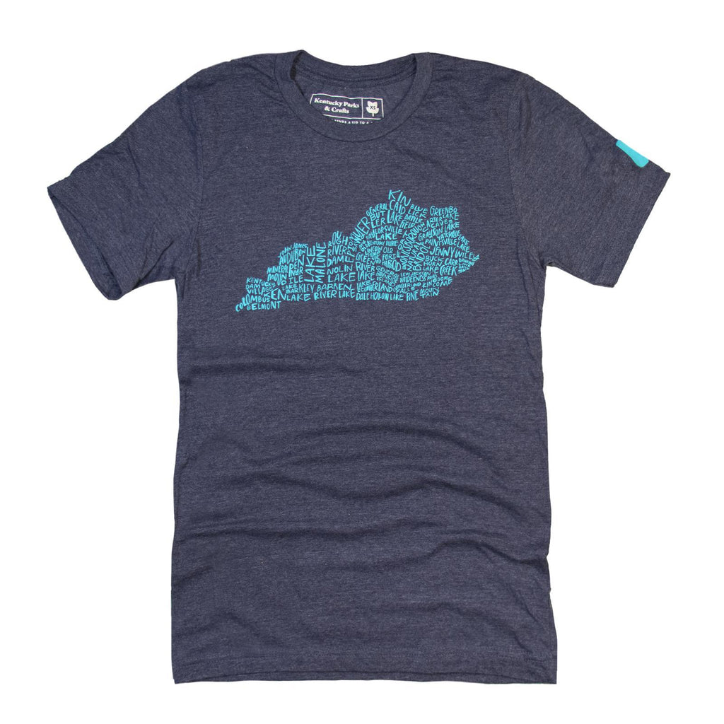 Kentucky State Parks T-Shirt-T-Shirt-KY for KY Store