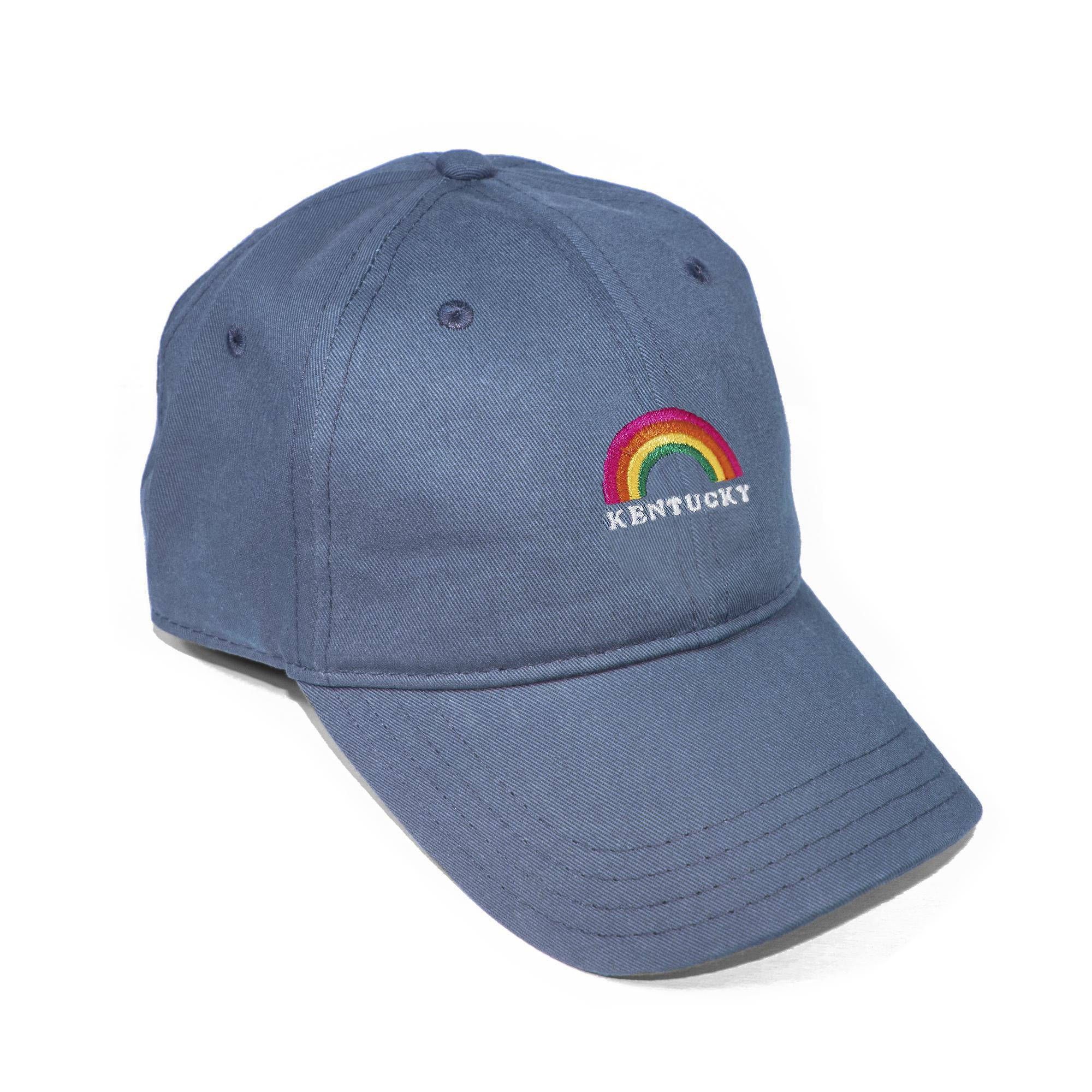 Ky Rainbow Dad Hat-Hat-KY for KY Store