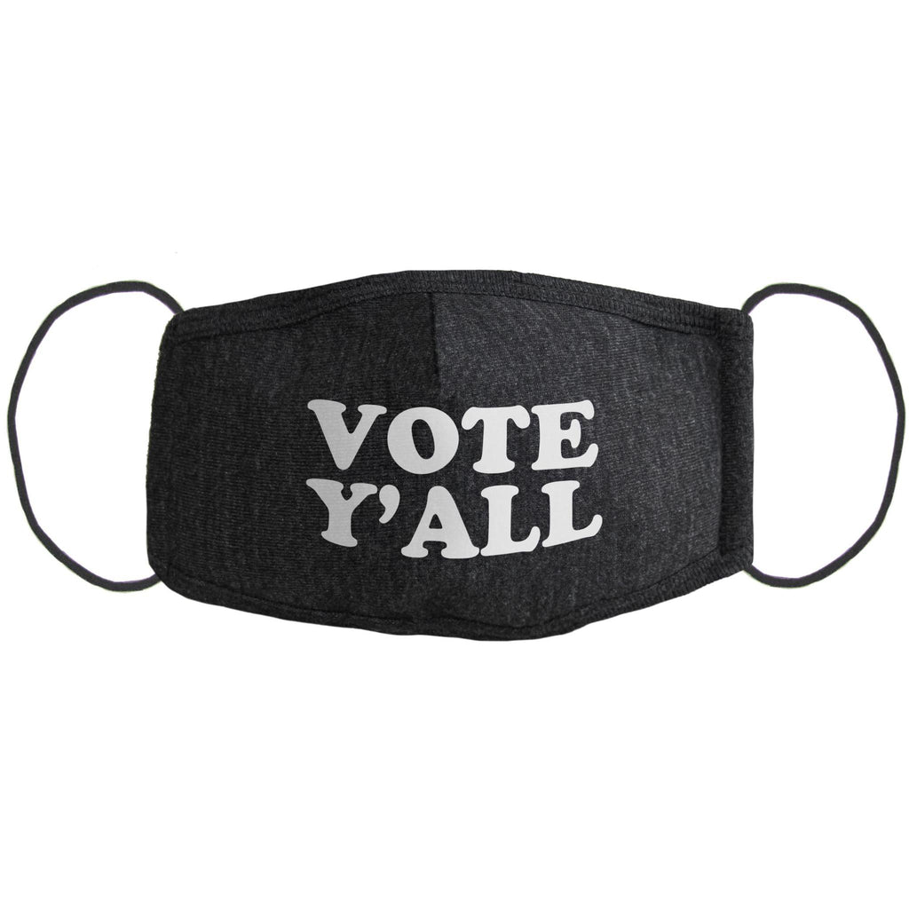 Vote Y'all Mask Face Mask (Adult)-Mask-KY for KY Store