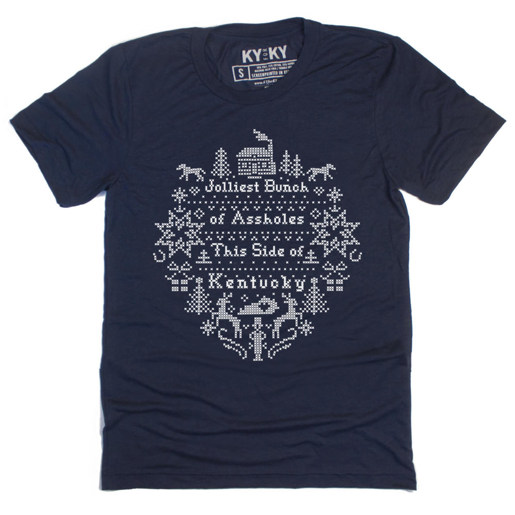 Jolliest Bunch T-Shirt-T-Shirt-KY for KY Store