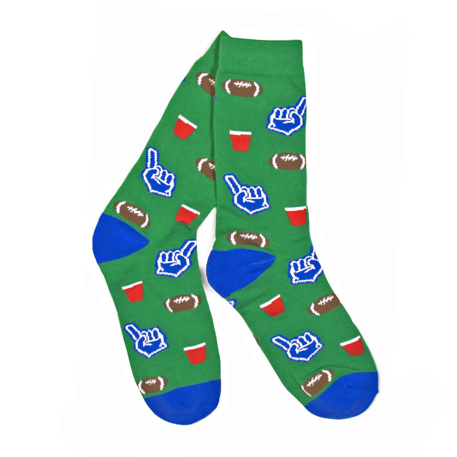 Tailgating Socks-Socks-KY for KY Store