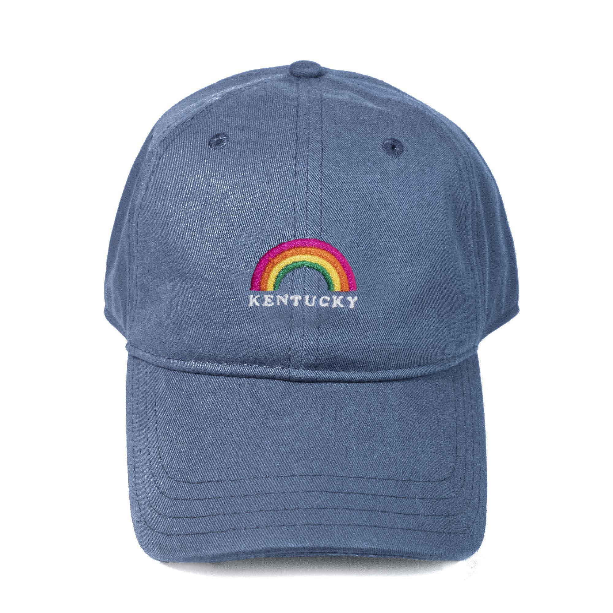 Ky Rainbow Dad Hat
