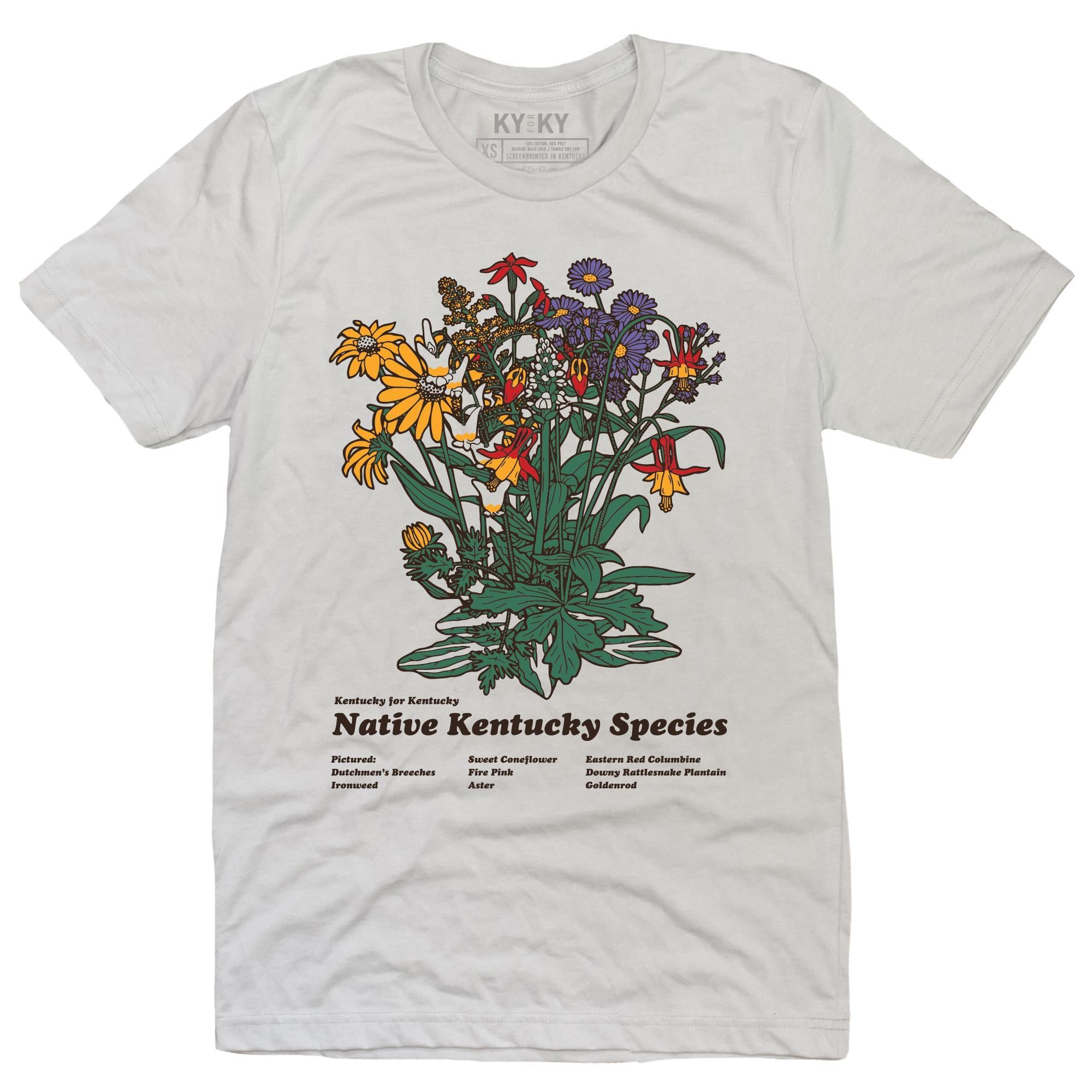 Kentucky Flora T-Shirt