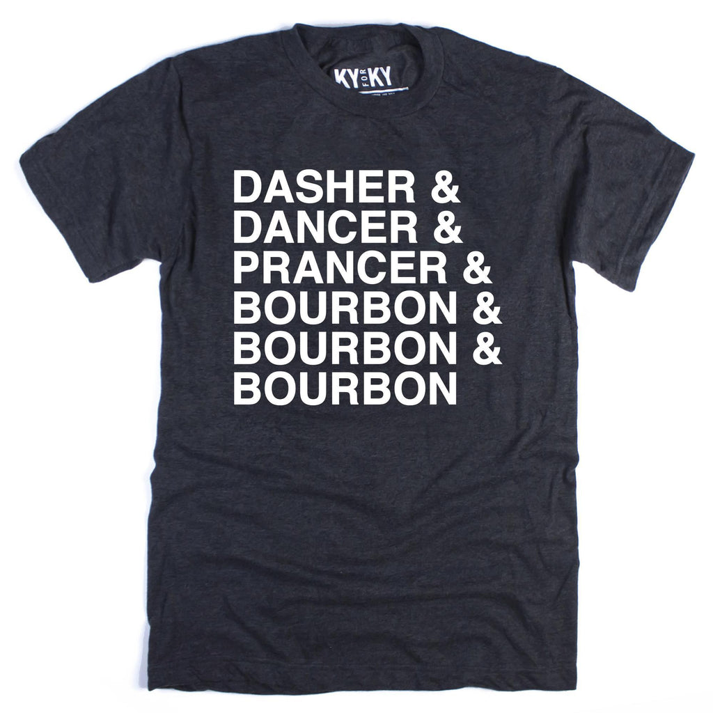 Dasher & T-Shirt-T-Shirt-KY for KY Store
