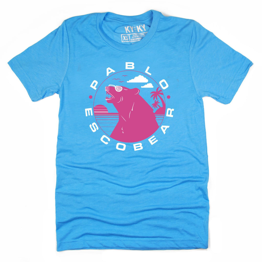 Pablo Escobear T-Shirt-T-Shirt-KY for KY Store