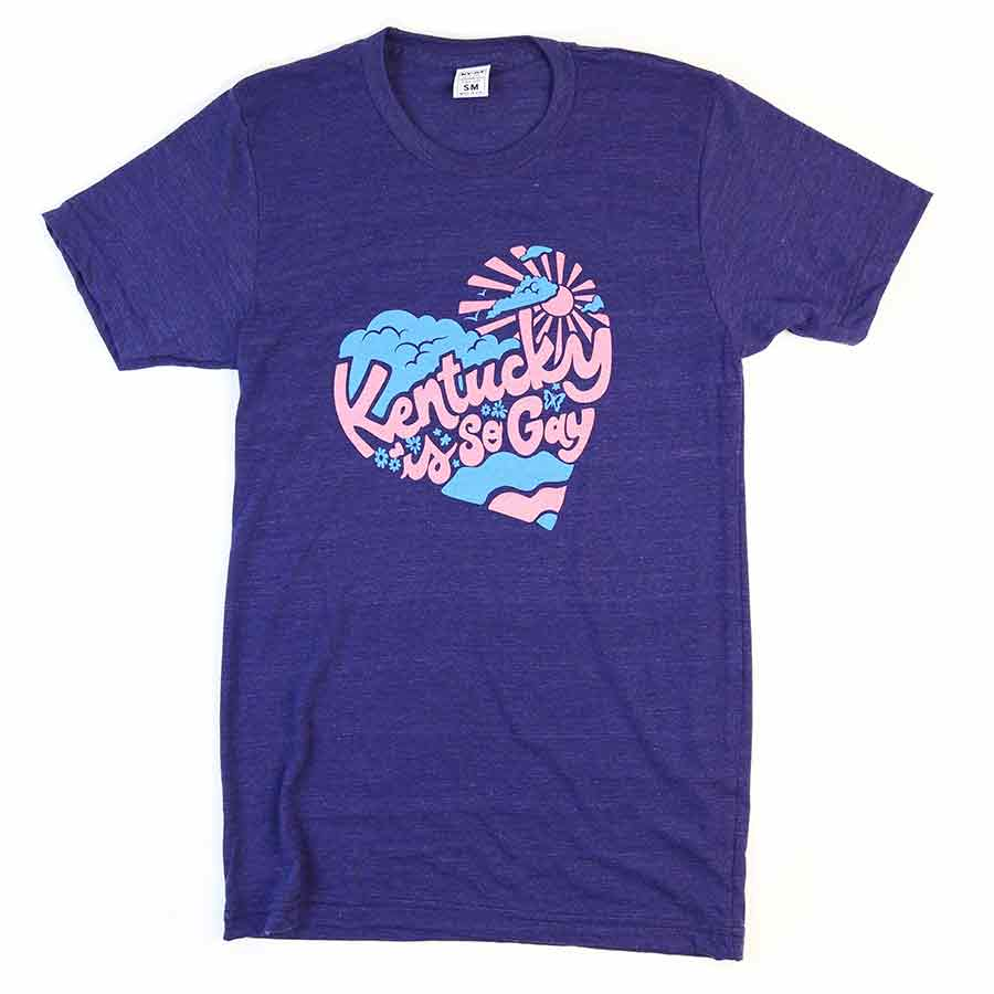 KY Is So Gay T-Shirt-T-Shirt-KY for KY Store