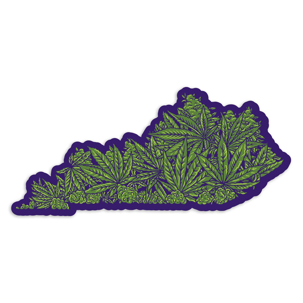 KY Buds Sticker-Stickers-KY for KY Store