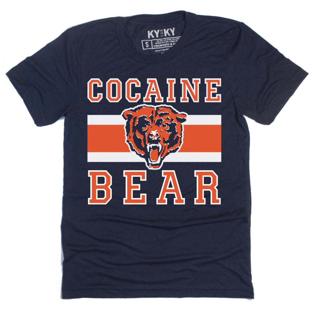 Cocaine Bear Vintage T-Shirt-T-Shirt-KY for KY Store