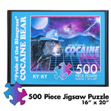 Cocaine Bear Puzzle-Odds and Ends-KY for KY Store