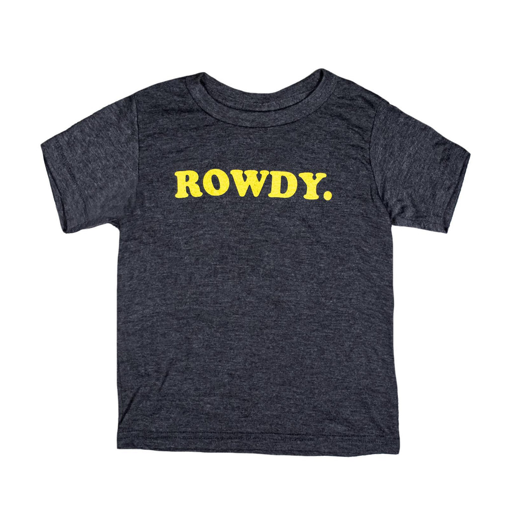 Rowdy Kids T-Shirt-T-Shirt-KY for KY Store
